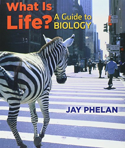 9781429238328: What Is Life? A Guide to Biology with Prep U Access Code & Study Guide