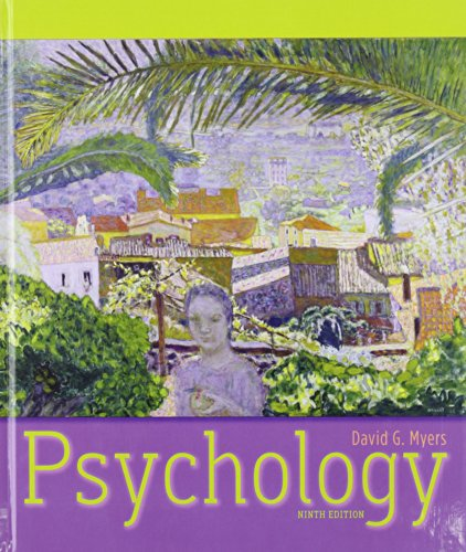9781429239448: Psychology & Study Guide
