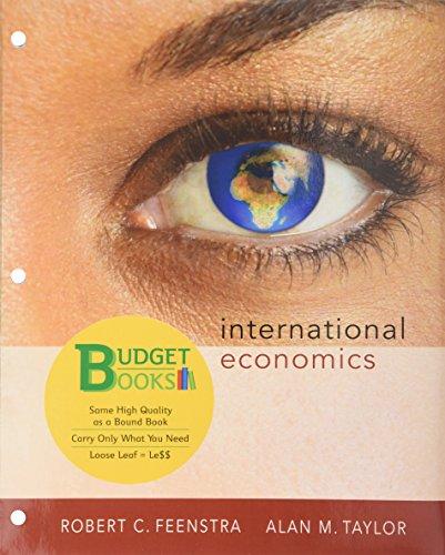 9781429239578: International Economics