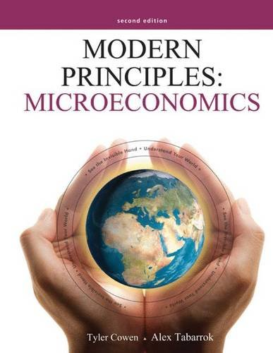 9781429239998: Modern Principles: Microeconomics 2nd Edition