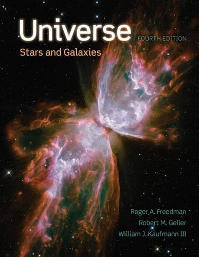 Universe: Stars and Galaxies: Roger Freedman; William