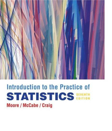 9781429240321: Introduction to the Practice of Statistics (Book & CD Rom)