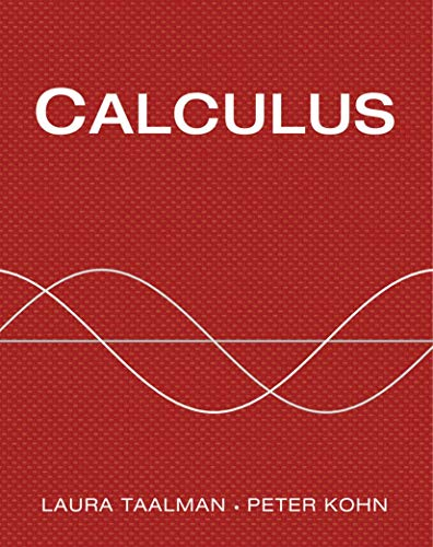 Calculus: Laura Taalman and