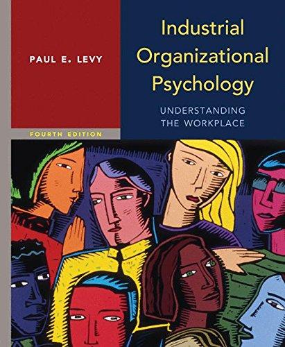 9781429242295: Industrial Organizational Psychology