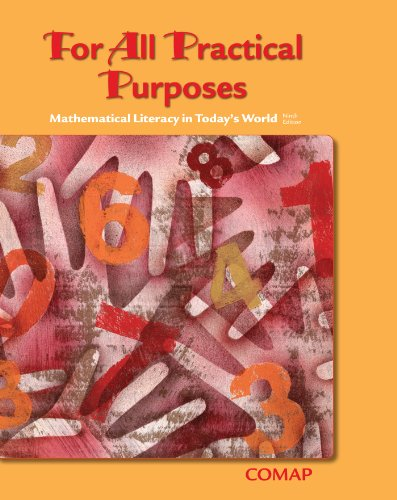 For All Practical Purposes: Mathematical Literacy in: COMAP