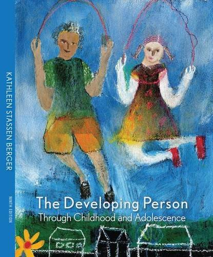 9781429243513: The Developing Person through Childhood and Adolescence