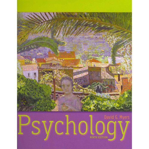 9781429245692: Psychology, Study Guide and PsychPortal