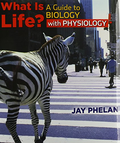9781429246866: What is Life A Guide to Biology with Physiology, Prep U Access Card and Questions about Life Reader