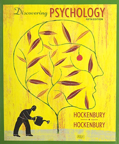 9781429246989: Discovering Psychology, Online Study Center and Study Guide