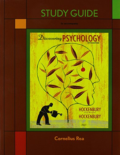 9781429246996: Discovering Psychology, PsychPortal and Study Guide