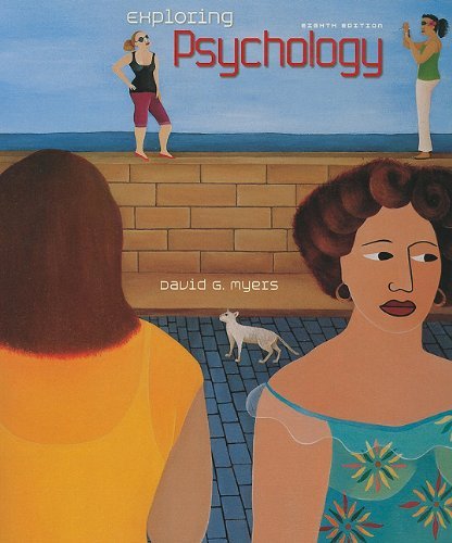 9781429247405: Exploring Psychology (Paper) and PsychPortal
