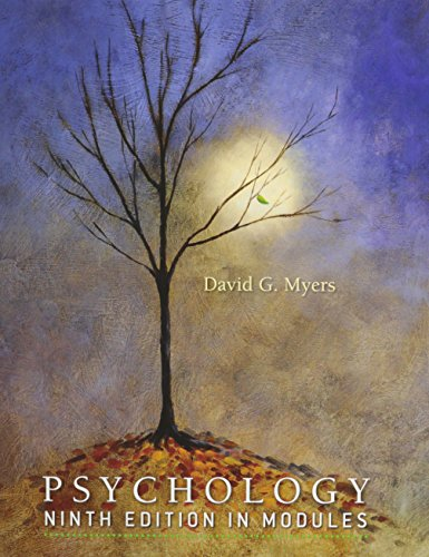 9781429247467: Psychology In Modules and Study Guide