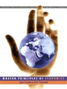9781429249966: Modern Principles of Economics (ISE)