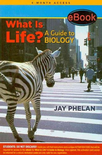 9781429250054: What is Life Guide to Biology eBook Access Card and Prep-U for Non-Majors Biology 6 Month Card