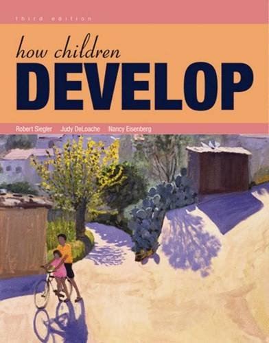 9781429253758: How Children Develop: International Edition