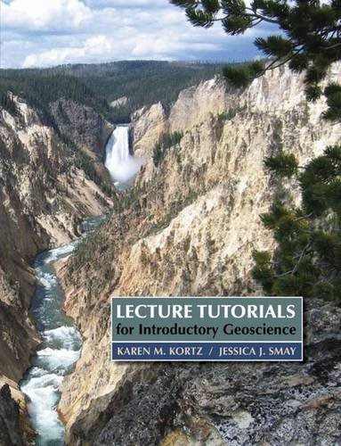 9781429253789: Lecture Tutorials in Introductory Geoscience