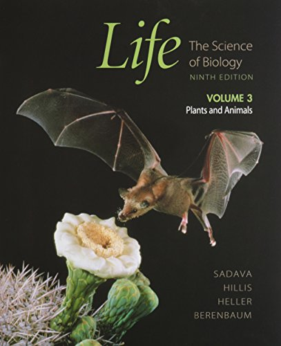 9781429254281: Life: The Science of Biology Volume III & BioPortal Access Card