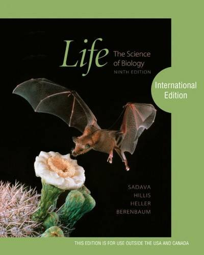 9781429254311: Life: The Science of Biology, International Edition