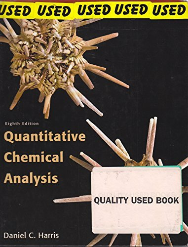 9781429254366: Qualitative Chemical Analysis (Instructor Edition)