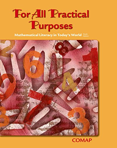 9781429254823: For All Practical Purposes: Mathematical Literacy in Today's World