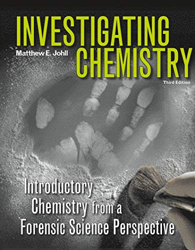 9781429255226: Investigating Chemistry: Introductory Chemistry From A Forensic Science Perspective