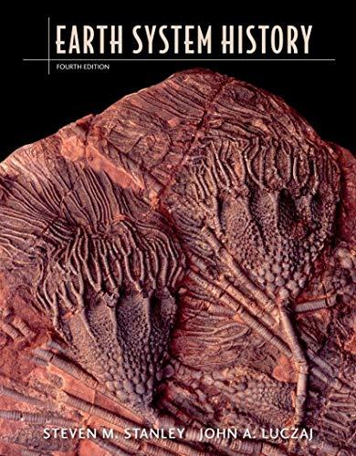 Earth System History: Steven M. Stanley,