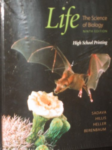 9781429255400: Life: The Science of Biology (High School Printing)