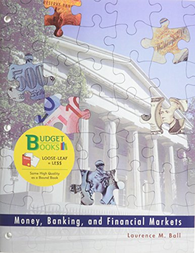 9781429257091: Money, Banking, and Financial Markets (Loose Leaf)