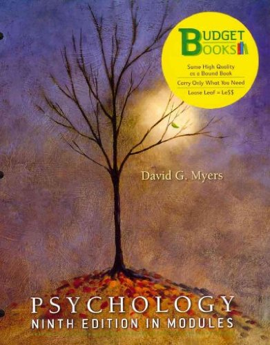 9781429259088: Psychology In Modules (Loose Leaf) & PsychPortal