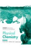 Physical Chemistry + Student Solutions Manual (9781429261746) by Peter Atkins; Julio De Paula; Charles Trapp; Marshall Cady; Carmen Giunta