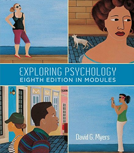 9781429262644: Exploring Psychology 8th edition in Modules