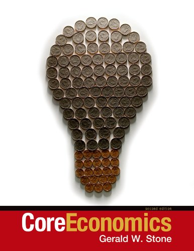 CoreEconomics & CourseTutor: Stone, Gerald
