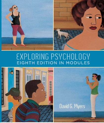 9781429264174: Exploring Psychology in Modules (High School Version)