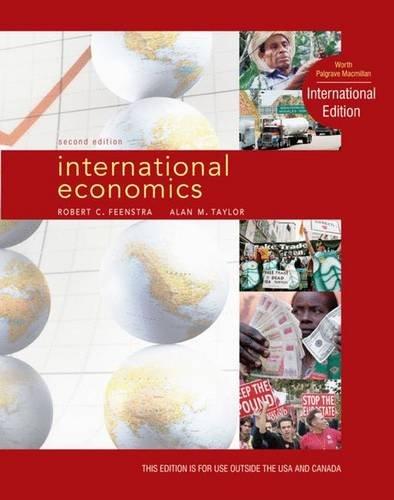 9781429268684: Study Guide for International Economics
