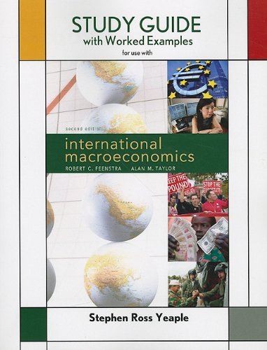 9781429268691: Study Guide for International Macroeconomics