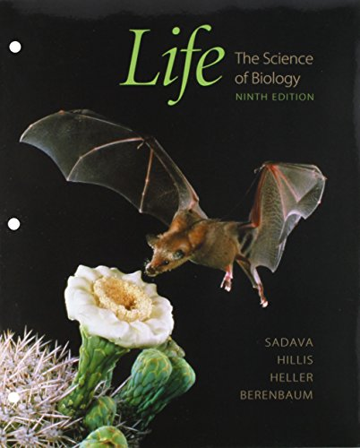 9781429268899: Life (Loose Leaf), BioPortal 12 Month Access Card & Student Handbook for Writing in Biology