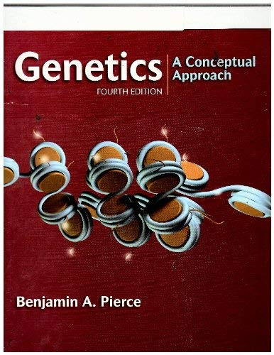 9781429272131: Genetics A Conceptual Approach Instructor Edition