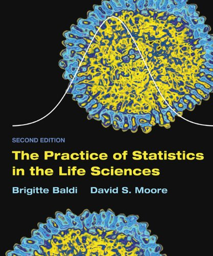 9781429272728: The Practice of Statistics in the Life Sciences: w/Student CD