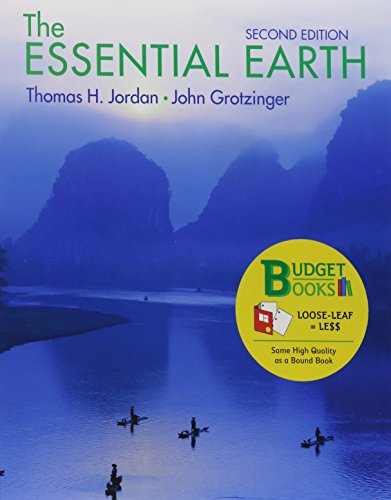 9781429272803: The Essential Earth (Budget Books)