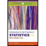 9781429273664: STATSPORTAL Code for Introduction to the Practice of Statistics - Access - 7th edition