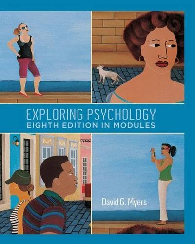 9781429275903: Exploring Psychology in Modules