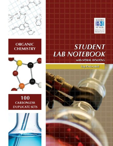 9781429275996: Organic Chemistry Student Lab Notebook