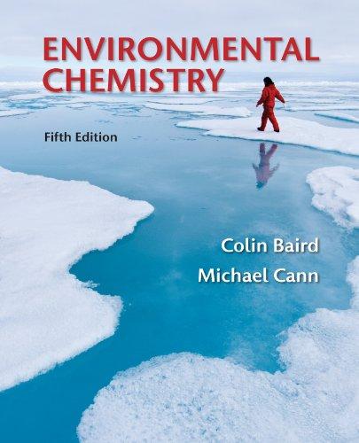 9781429277044: Environmental Chemistry