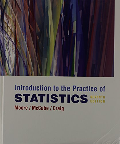 9781429279024: Introduction to the Practice of Statistics (Cloth), Portal & CD-ROM