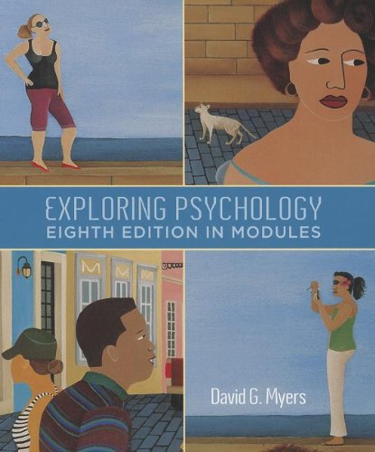 9781429280310: Exploring Psychology in Modules & eBook