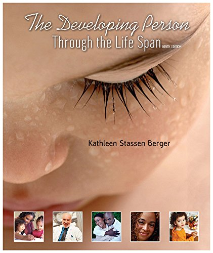 9781429283908: The Developing Person Through the Life Span Ninth Edition