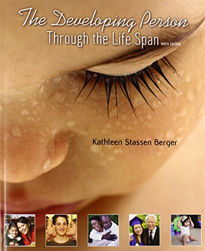 9781429283939: The Developing Person Through the Life Span: Paperbound