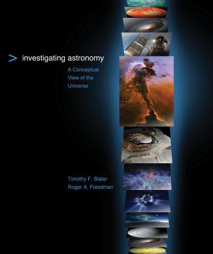 9781429285933: Investigating Astronomy High School Version