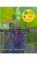 9781429287180: Statistics for the Behavioral Sciences (Loose Leaf)