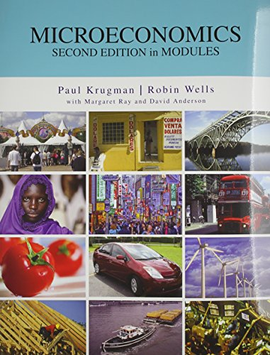 Microeconomics in Modules: Paul Krugman